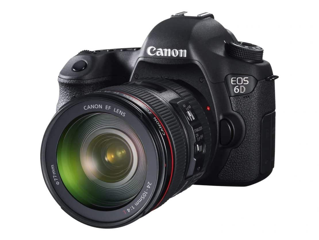 Canon Full Frame Sensor Cameras | Canon Full Frame Models