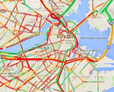 Check Traffic To Work - Traffic To Home Using Google Maps & Android