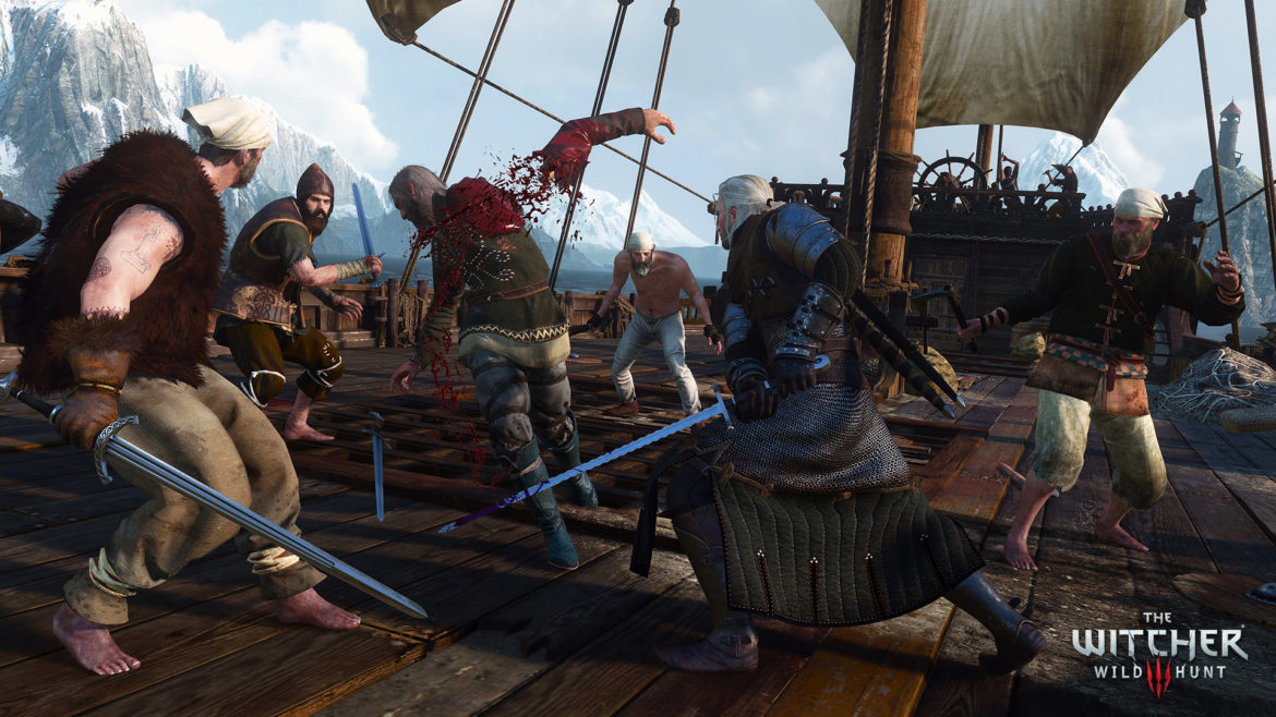 The Witcher 3 - Wild Hunt Games Like 'Skyrim' Every Open-World Fan Should Play