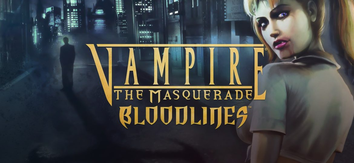 Vampire - The Masquerade Bloodline - games like fallout