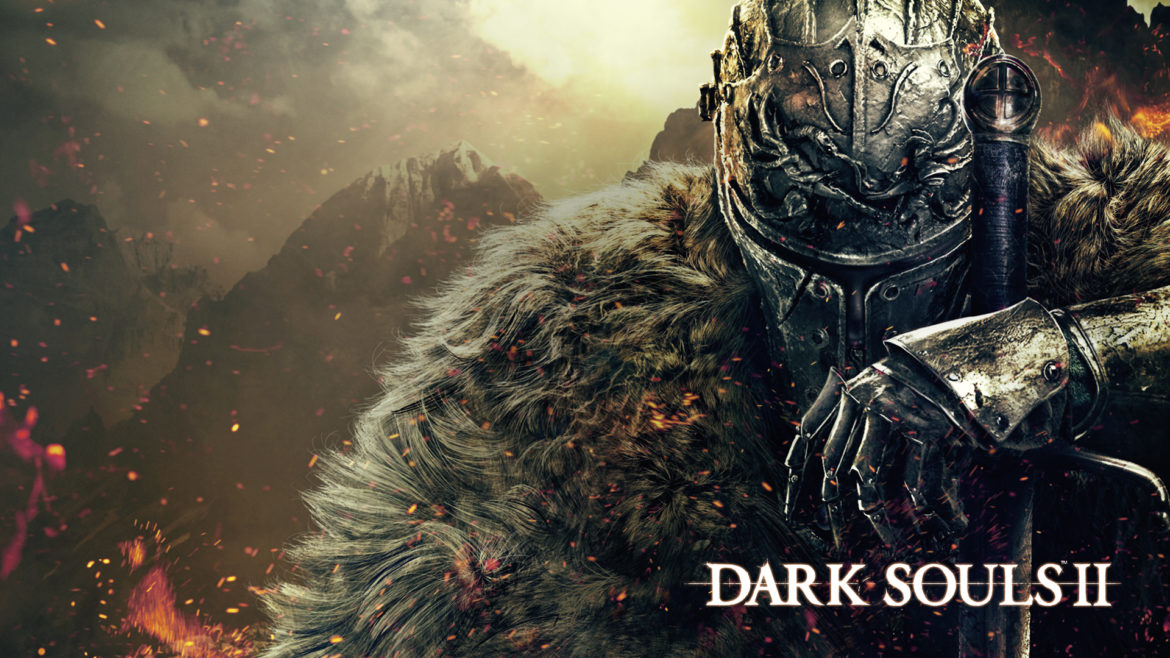 fantasy games like skyrim Dark Souls II