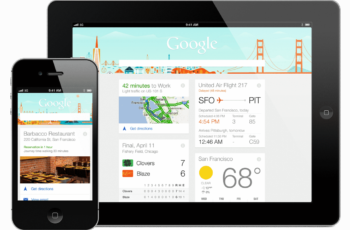 enable google now - turn off google now