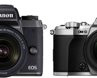 Canon M5 vs Olympus E-M5 II