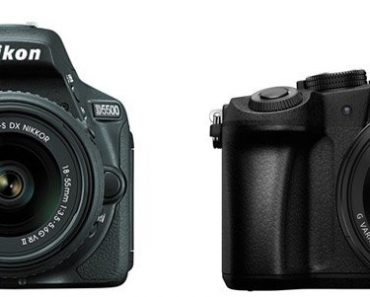 Nikon D5500 vs Panasonic G85 – Comparison