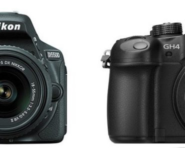 Nikon D5500 vs Panasonic GH4 – Comparison