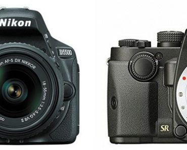 Nikon D5500 vs Pentax KP – Comparison