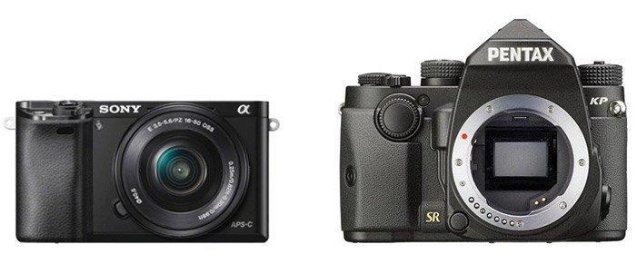 Sony A6000 vs Pentax KP – Comparison