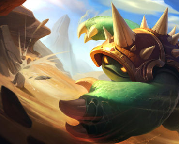 Counter Rammus: How To Counter Pick Rammus