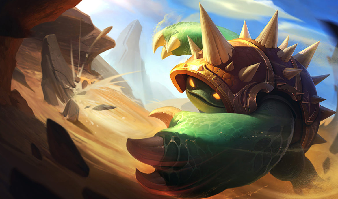 Lol Rammus Counters How To Effectively Counter Rammus