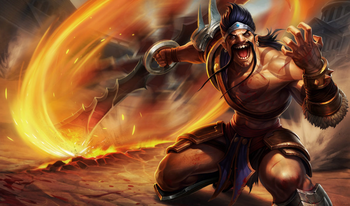 counter pick Draven, Draven counter picks, Draven counters