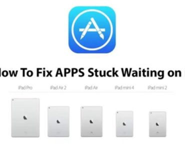 "Fix For Apps Stuck ""Installing"", ""Waiting"", or ""Loading"" on iPhone-iPad"