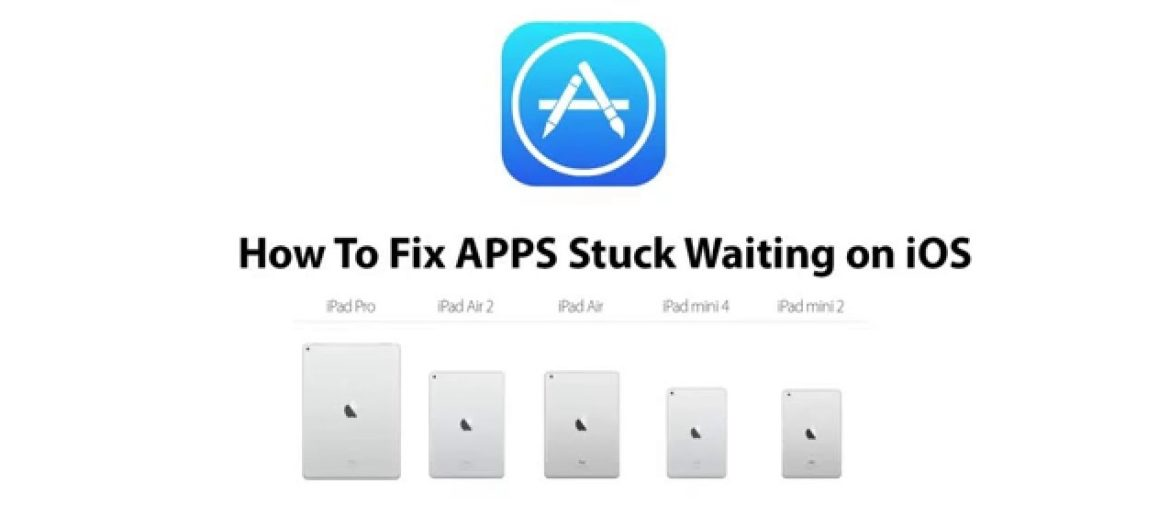 """Fix For Apps Stuck """"Installing"""", """"Waiting"""", or """"Loading"""" on iPhone/iPad"""