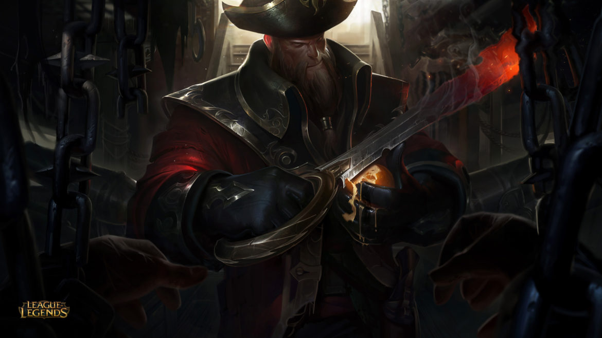 counter pick Gangplank, Gangplank counter picks, Gangplank counters