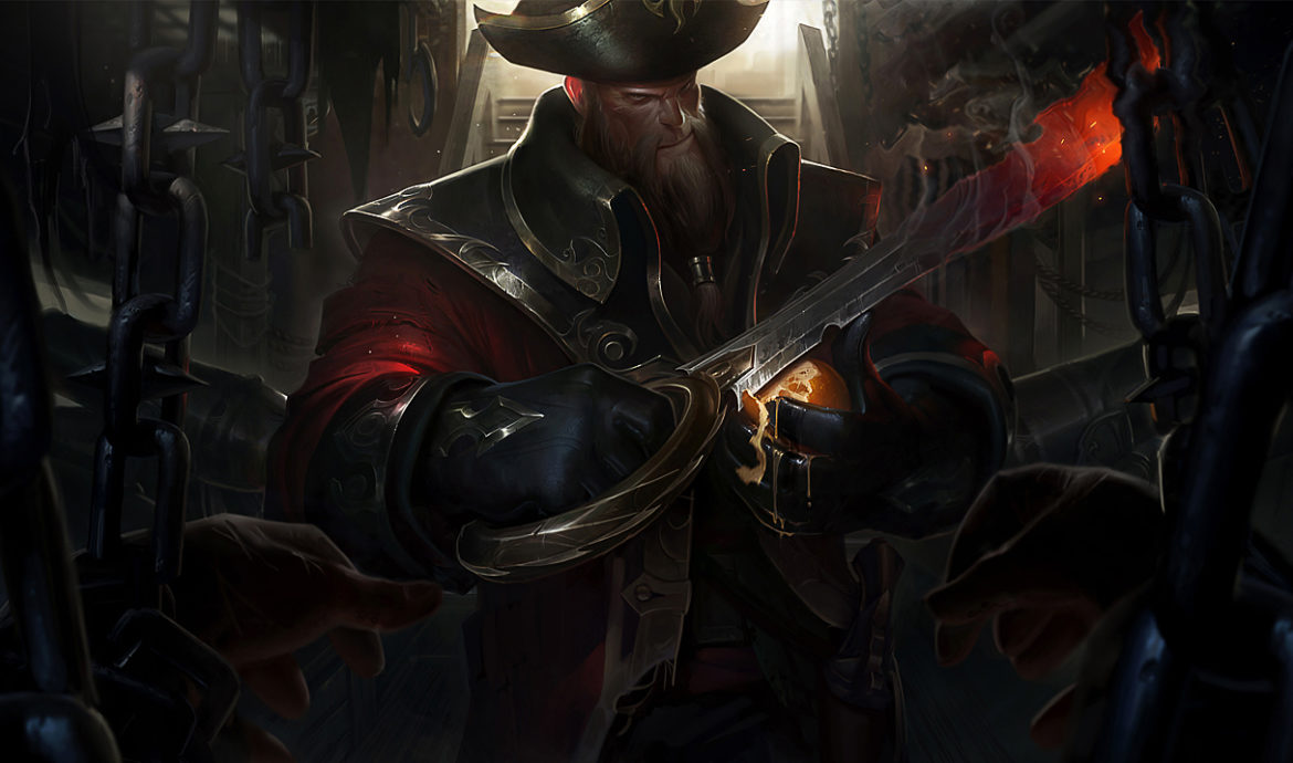 counters to Gangplank, counters for Gangplank
