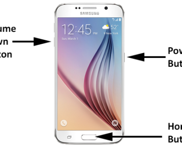 How To Reset A Samsung Galaxy S6 - Soft Reset & Factory Reset