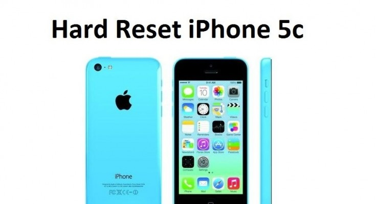 how to master reset iphone 5 how to reset an iphone 5c soft reset amp factory reset 18922