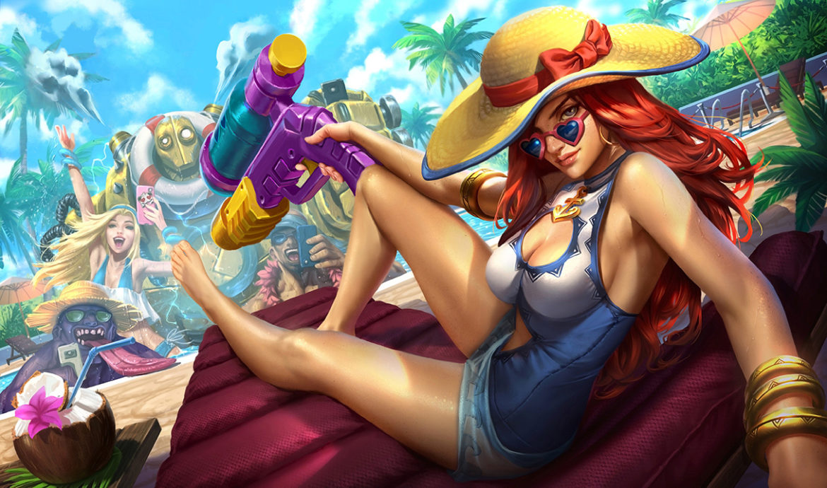 counter pick Miss Fortune, Miss Fortune counter picks, Miss Fortune counters