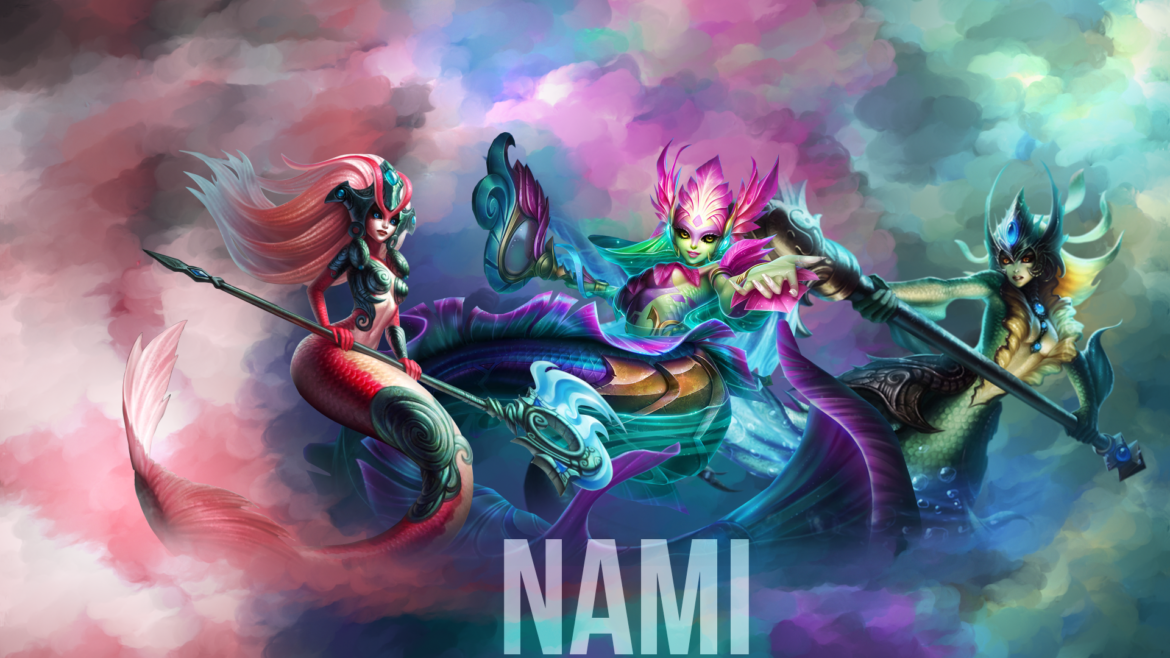 counters to Nami, counters for Nami