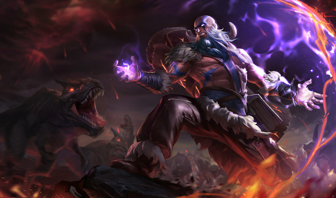 counters to Ryze, counters for Ryze