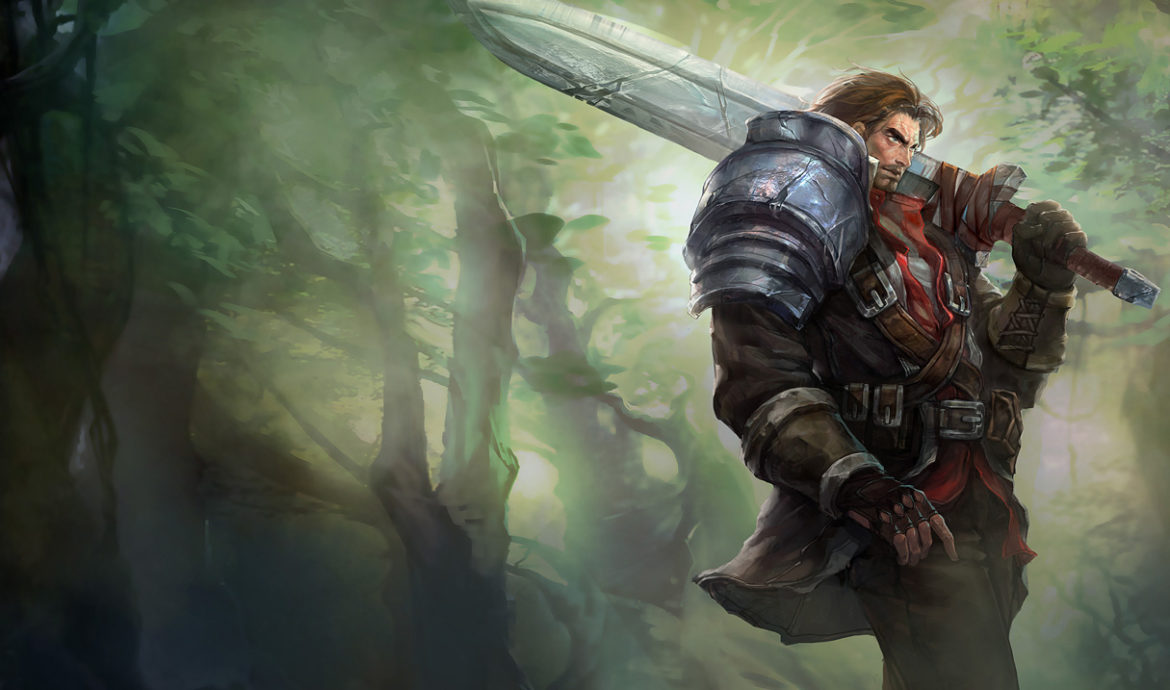 counter Garen, Garen counter plays, Garen counters