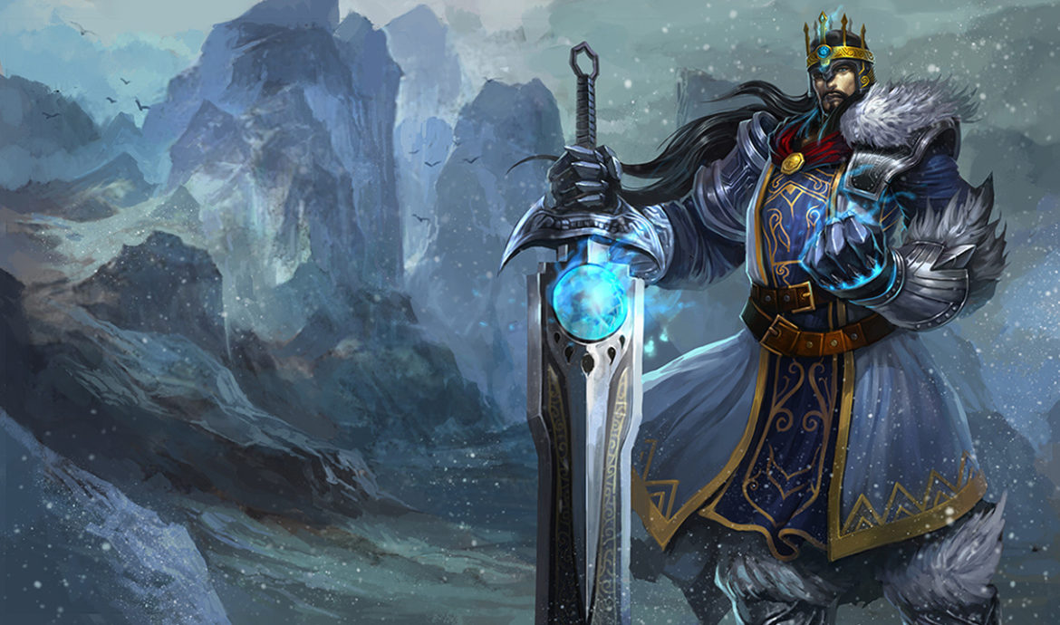 counter Tryndamere, Tryndamere counter plays, Tryndamere counters
