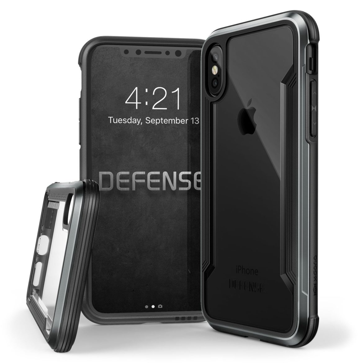 iPhone X Case, X-Doria Defense Shield Series