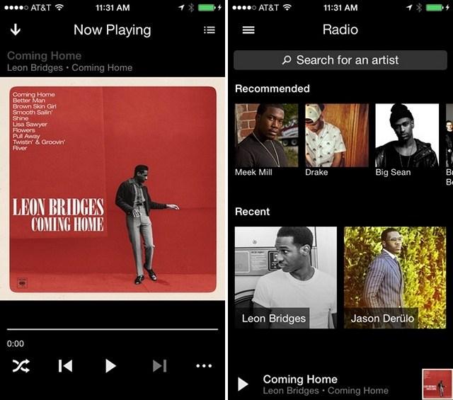 Free offline music app Groove-Music