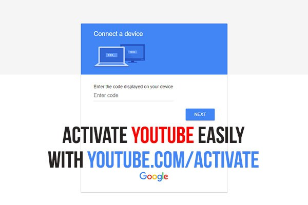 Easily Activate YouTube On Any Device Using youtube.com/activate