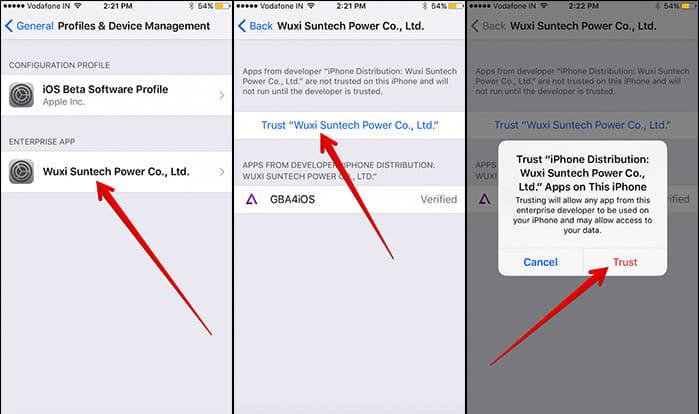 How To Setup GBA4iOS-Trust-Wuki-Suntech-Power-Co-on-iPhone