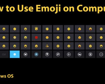 emojis for computer, emojis on computer