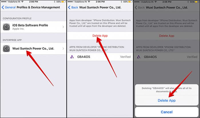 How-to-Delete-GBA4iOS-App