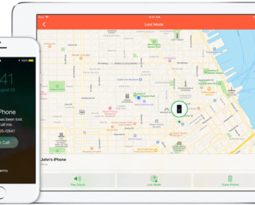 find my iphone - track lost iPhone