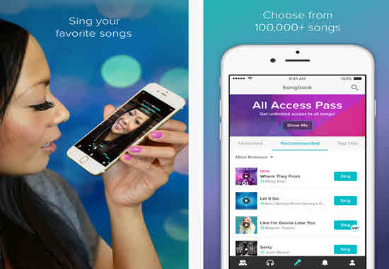 Check Out These Must Have Karaoke Apps For iPhone/iPad