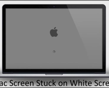 apple white screen of death, mac wont load past apple logo