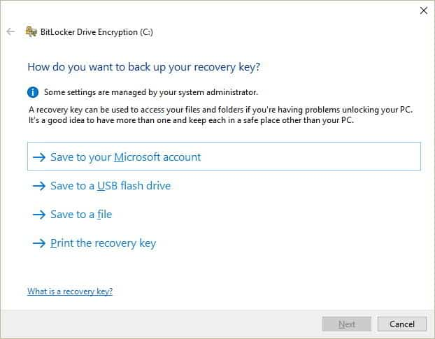 bitlocker-recovery-key-options-Windows-10