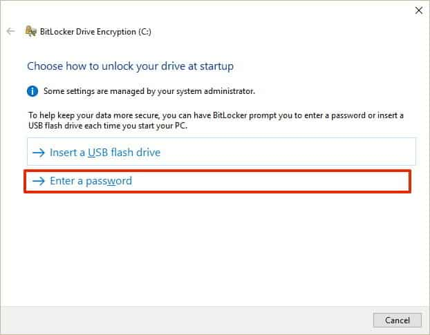 choose-unlock-option-for-bitlocker-windows-10-hard-disk-encryption