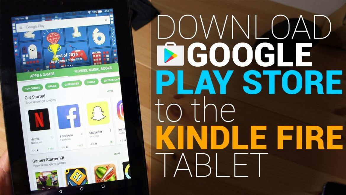 Kindle Fire Won't Download Apps – What to Do