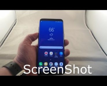 samsung galaxy s8 screenshot guide - how to take screenshot on Samsung S8