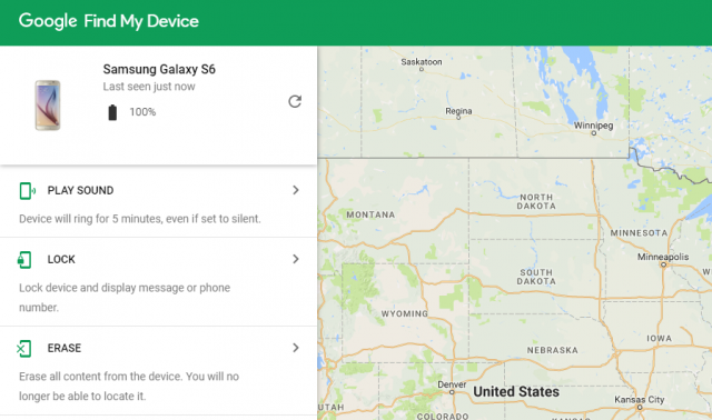Use Android Device Manager To Find Lost/Sstolen Android