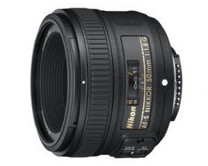 Nikon 50mm f/1.8G AF-S, Good Nikon D3400 Lens