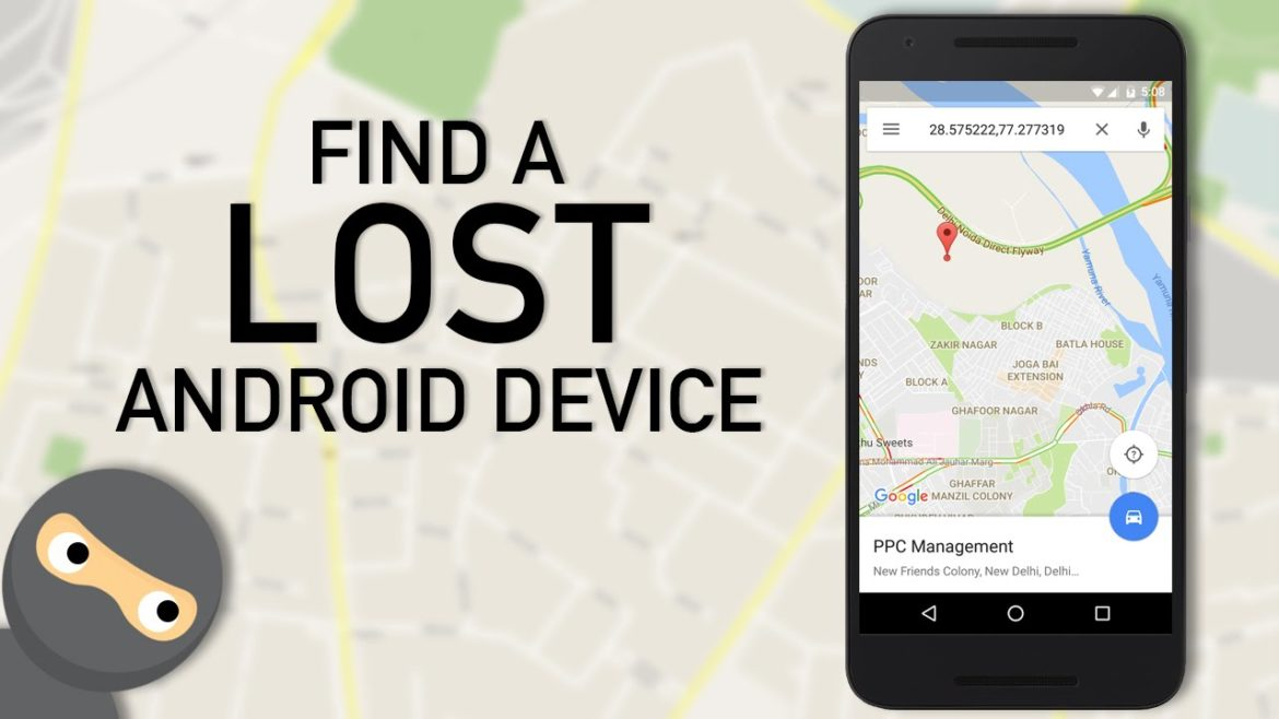 How To Find Your Lost Or Stolen Android Smartphone