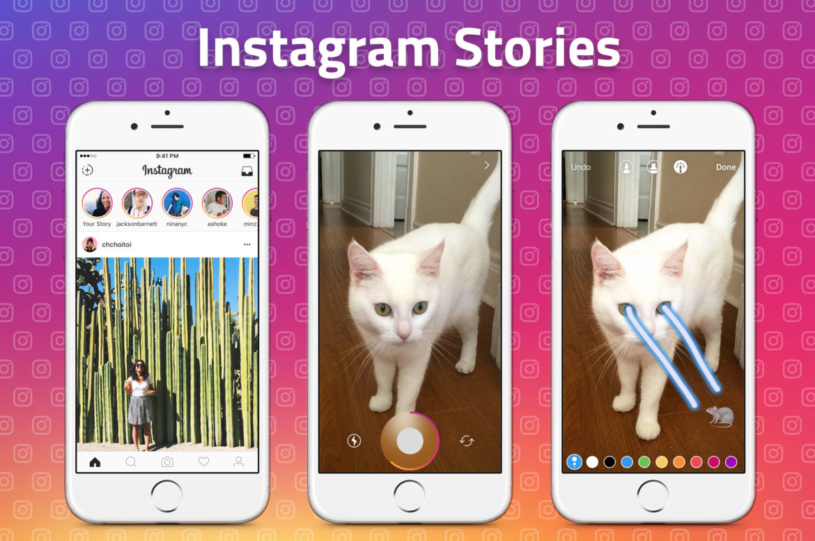 how to upload photos to instagram stories