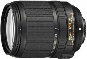 Nikon 18-140mm f/3.5-5.6G ED VR AF-S