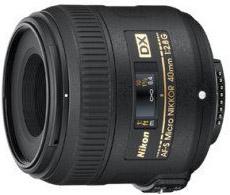 Nikon 40mm f/2.8G AF-S Micro
