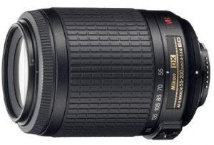 Nikon 55-200mm f/4-5.6G ED IF AF-SVR