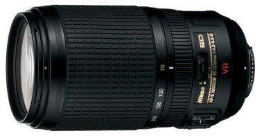 Nikon 70-300mm f/4.5-5.6G ED IF AF-S VR