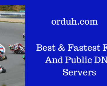Fastest DNS Servers Near Me That Are Free & Public