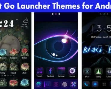 Best Go Launcher Themes For Android Free & Beautifully Designed