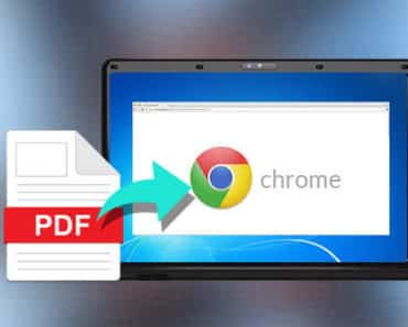 How To Split PDF Files With Google Chrome