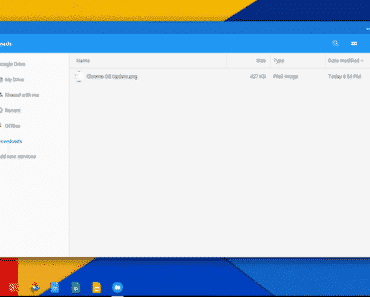 Chromebook: How To Sync Downloads Folder With Google Drive On Chrome OS